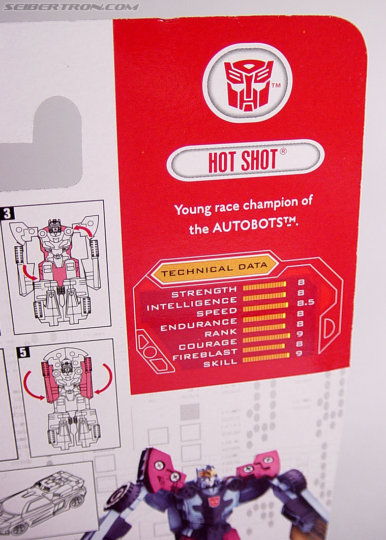 Transformers Cybertron Hot Shot (Image #5 of 55)