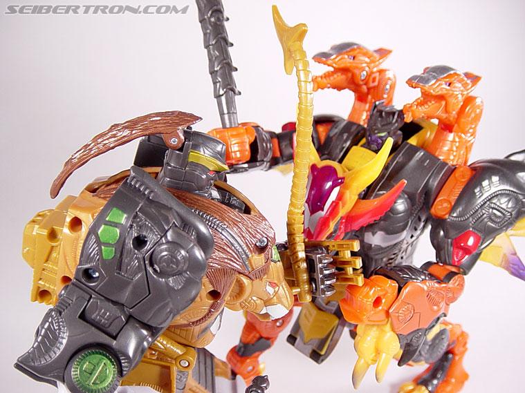 Transformers Cybertron Leobreaker (Liger Jack) (Image #85 of 116)