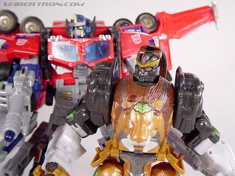 Transformers Cybertron Leobreaker (Liger Jack) (Image #92 of 116)