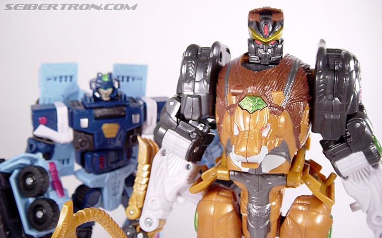 Transformers Cybertron Leobreaker (Liger Jack) (Image #112 of 116)