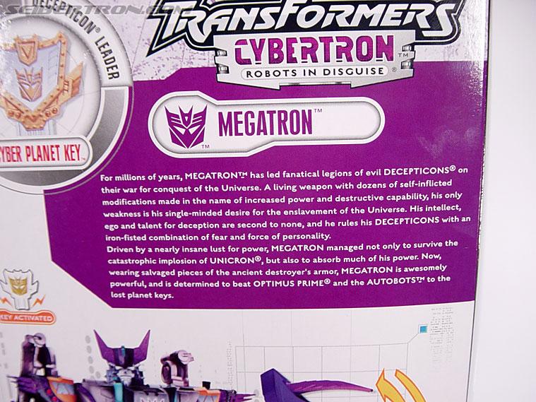 Transformers Cybertron Megatron (Master Megatron) (Image #10 of 176)