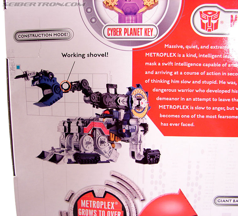 Transformers Cybertron Metroplex (Megalo Convoy) (Image #13 of 192)