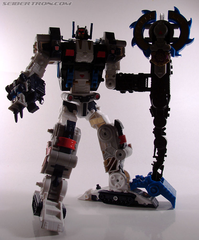 Transformers Cybertron Metroplex (Megalo Convoy) (Image #181 of 192)