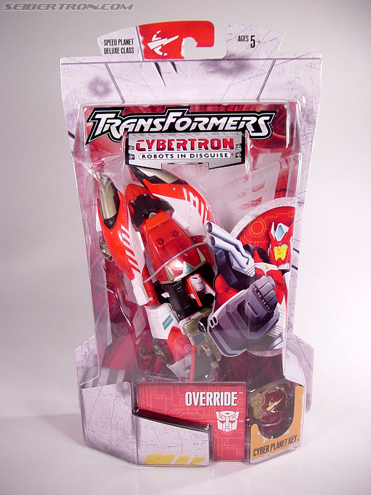Transformers Cybertron Override (Nitro Convoy) (Image #1 of 85)