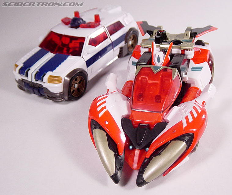 Transformers Cybertron Override (Nitro Convoy) (Image #30 of 85)