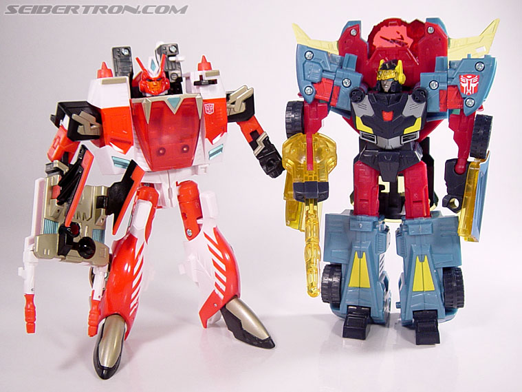 Transformers Cybertron Override (Nitro Convoy) (Image #83 of 85)