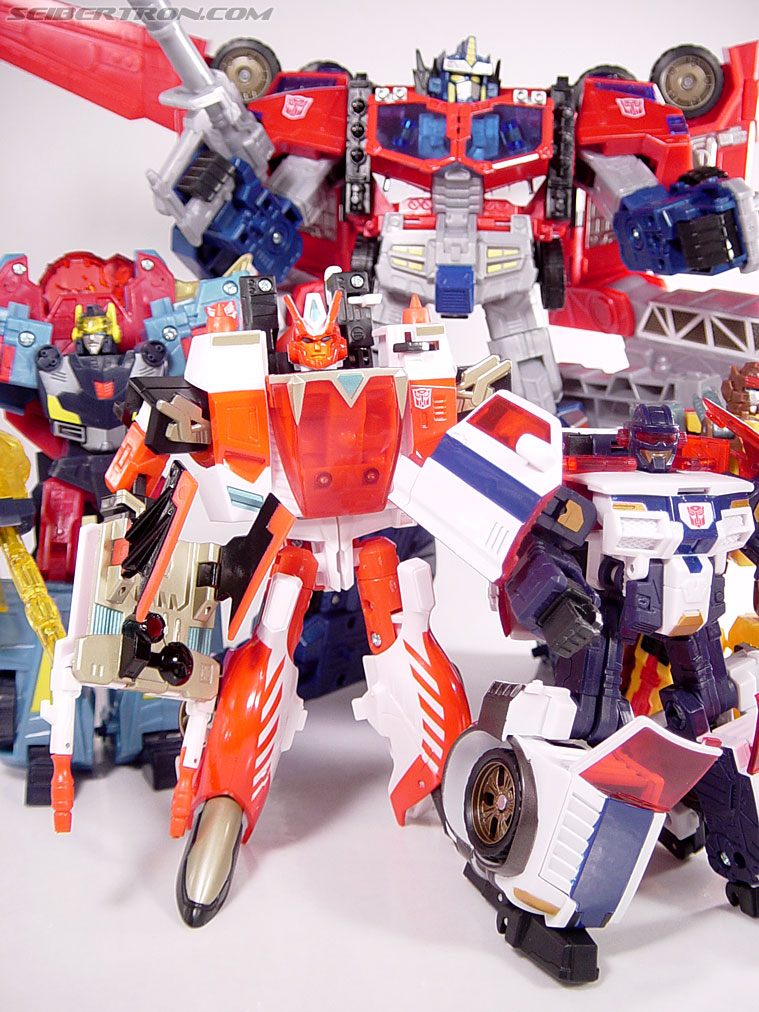 Transformers Cybertron Override (Nitro Convoy) (Image #85 of 85)