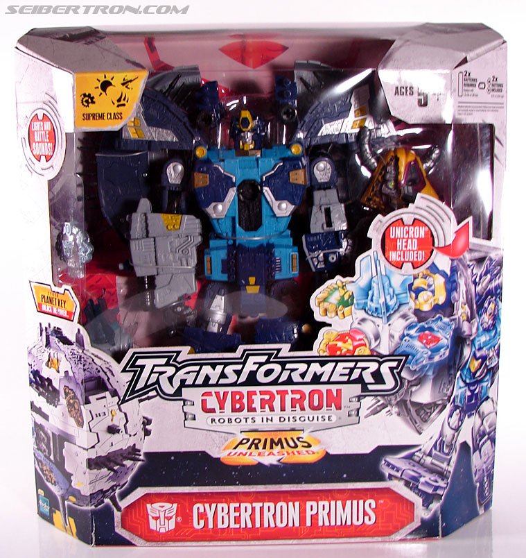 Transformers Cybertron Primus (Image #41 of 247)