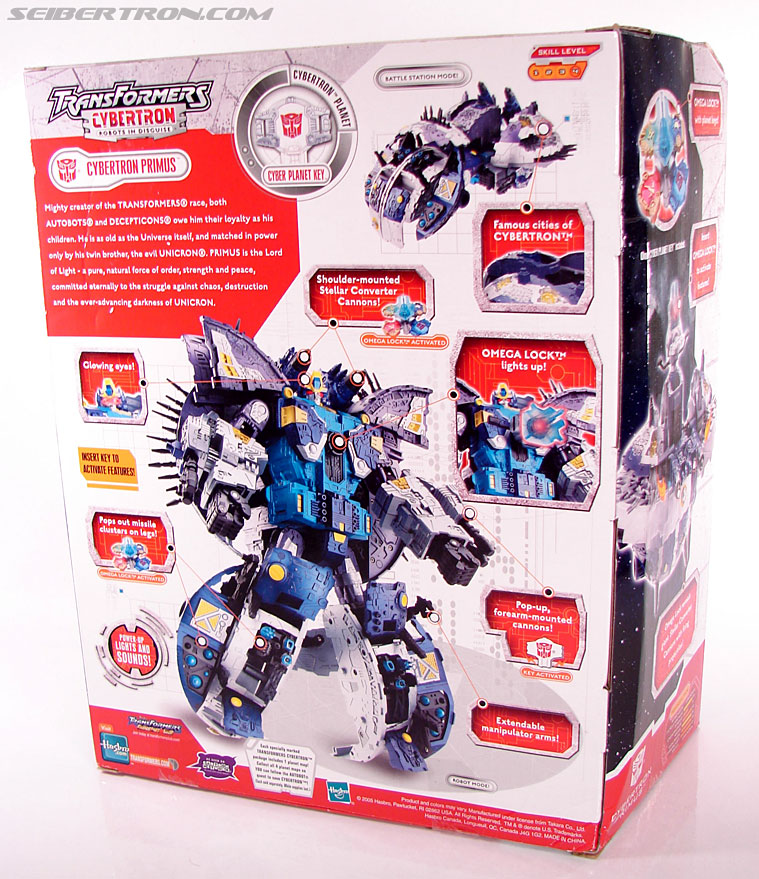Transformers Cybertron Primus (Image #51 of 247)