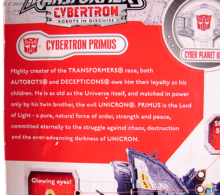 Transformers Cybertron Primus (Image #53 of 247)