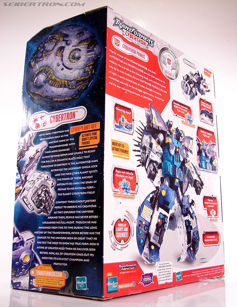 Transformers Cybertron Primus (Image #56 of 247)