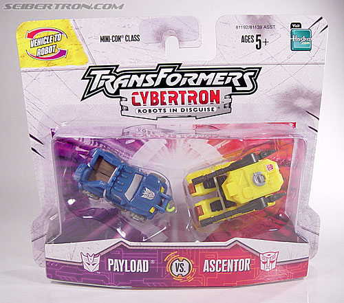 Transformers Cybertron Ascentor (Image #1 of 44)