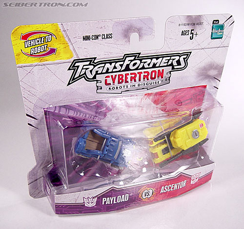 Transformers Cybertron Ascentor (Image #3 of 44)