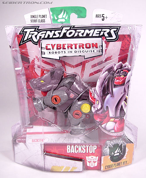 Transformers Cybertron Backstop (Saidos) (Image #1 of 94)