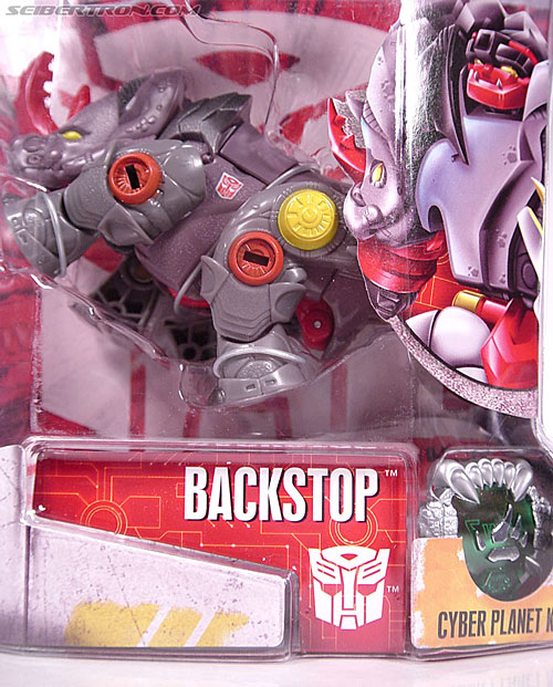 Transformers Cybertron Backstop (Saidos) (Image #2 of 94)