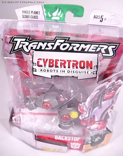 Transformers Cybertron Backstop (Saidos) (Image #3 of 94)