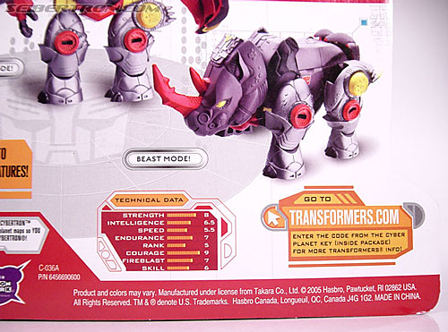 Transformers Cybertron Backstop (Saidos) (Image #10 of 94)