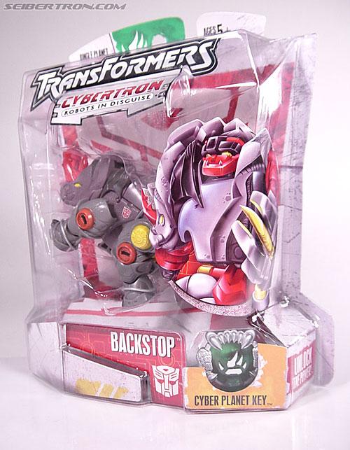 Transformers Cybertron Backstop (Saidos) (Image #14 of 94)