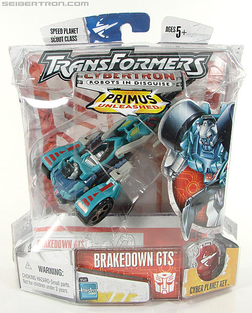 Transformers Cybertron Brakedown GTS (Image #1 of 120)