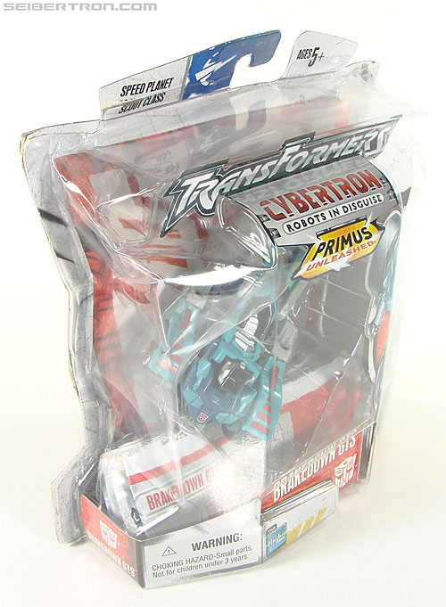 Transformers Cybertron Brakedown GTS (Image #2 of 120)