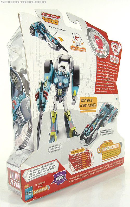 Transformers Cybertron Brakedown GTS (Image #9 of 120)