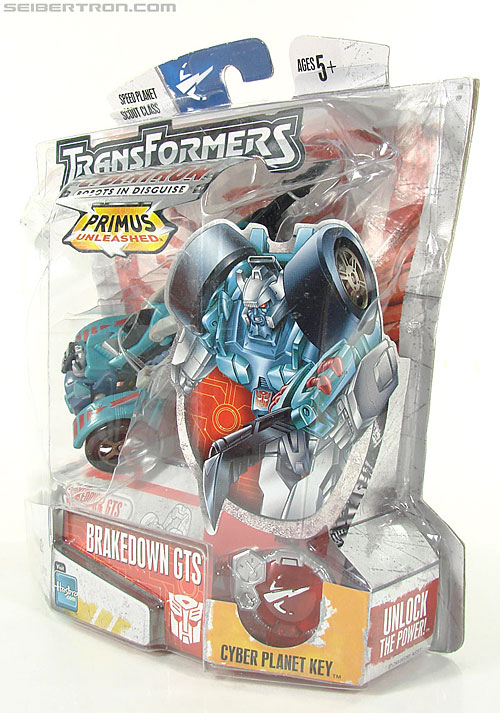 Transformers Cybertron Brakedown GTS (Image #10 of 120)