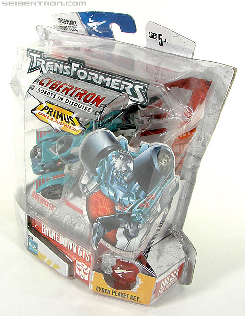 Transformers Cybertron Brakedown GTS (Image #11 of 120)