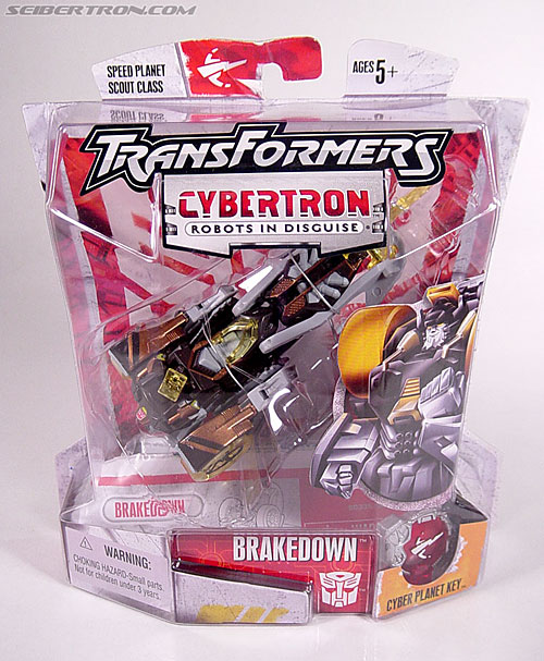 Transformers Cybertron Brakedown (Autolander) (Image #1 of 58)