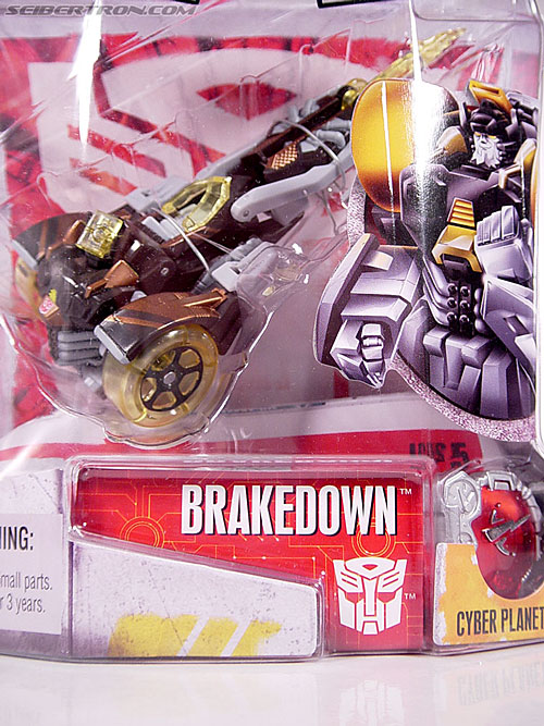 Transformers Cybertron Brakedown (Autolander) (Image #2 of 58)