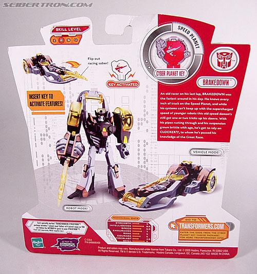 Transformers Cybertron Brakedown (Autolander) (Image #5 of 58)
