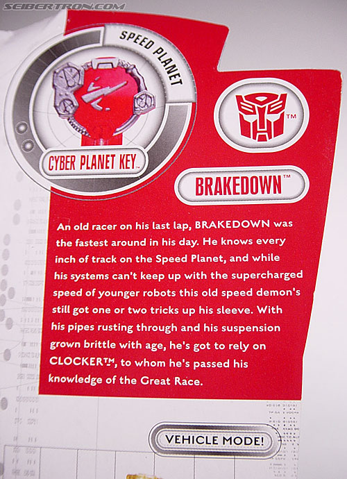 Transformers Cybertron Brakedown (Autolander) (Image #6 of 58)