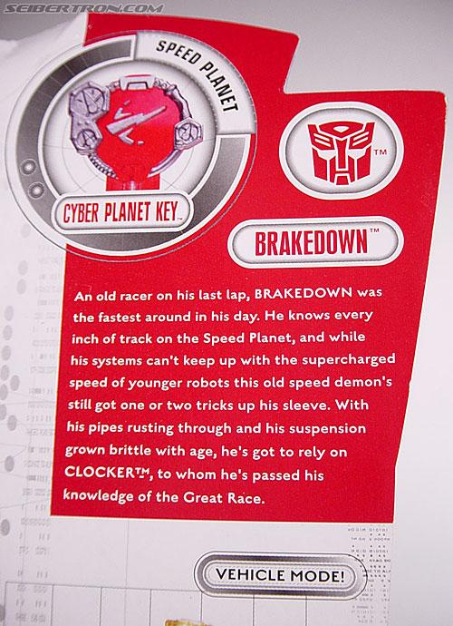 Transformers Cybertron Brakedown (Autolander) (Image #6 of 58)