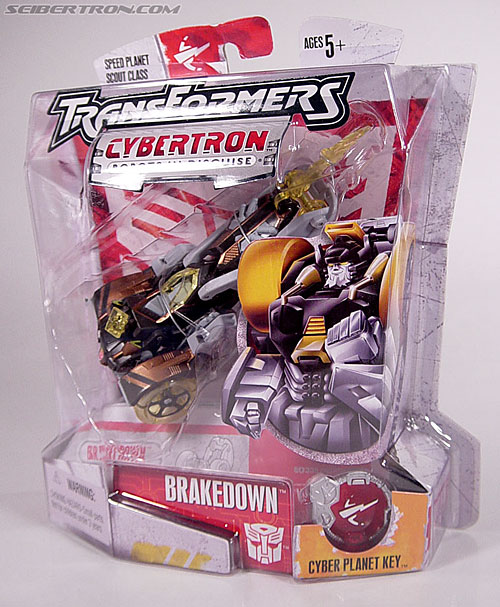 Transformers Cybertron Brakedown (Autolander) (Image #9 of 58)