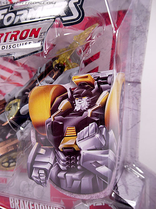 Transformers Cybertron Brakedown (Autolander) (Image #10 of 58)