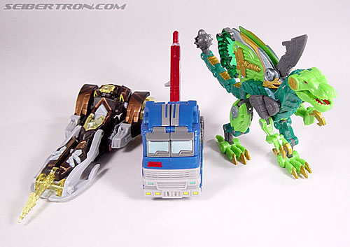 Transformers Cybertron Brakedown (Autolander) (Image #32 of 58)