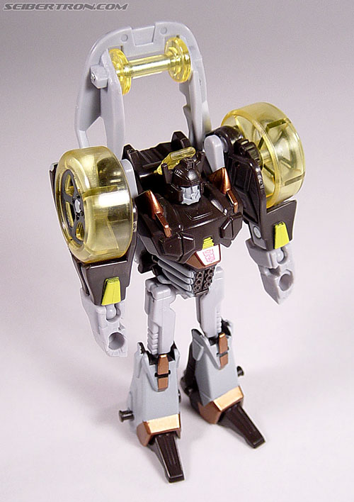 Transformers Cybertron Brakedown (Autolander) (Image #36 of 58)