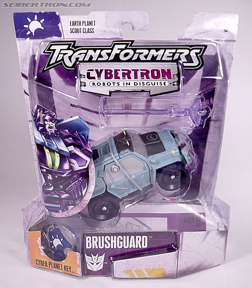 Transformers Cybertron Brushguard (Image #1 of 83)