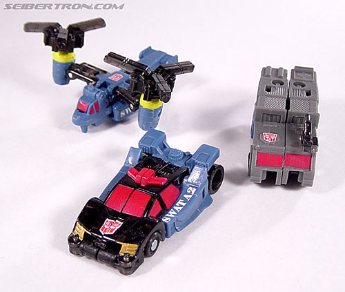 Transformers Cybertron Checkpoint (Image #16 of 48)