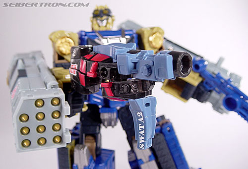 Transformers Cybertron Checkpoint (Image #26 of 48)