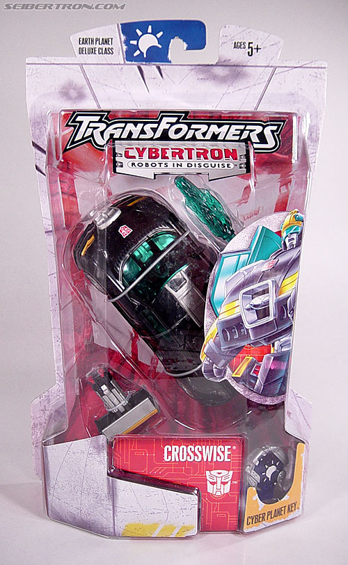 Transformers Cybertron Crosswise (Autovolt) (Image #1 of 95)