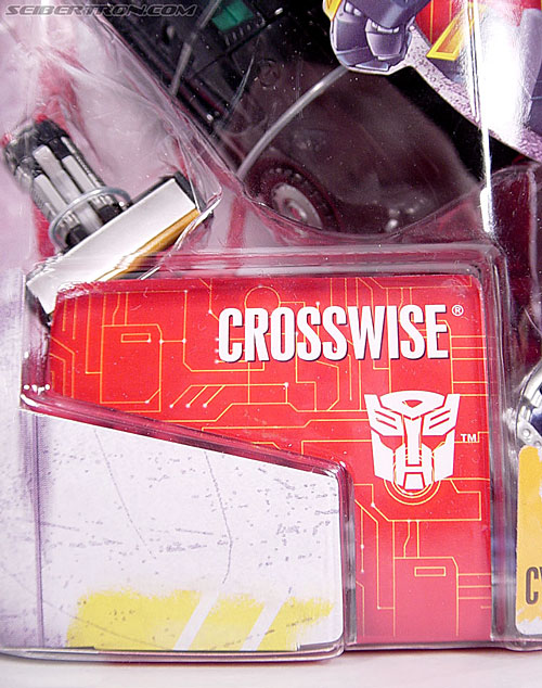 Transformers Cybertron Crosswise (Autovolt) (Image #2 of 95)