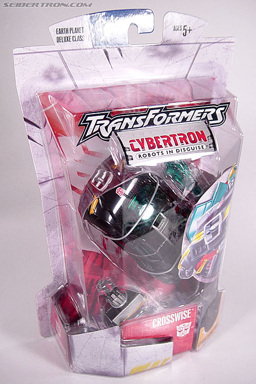 Transformers Cybertron Crosswise (Autovolt) (Image #6 of 95)