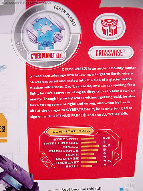 Transformers Cybertron Crosswise (Autovolt) (Image #7 of 95)