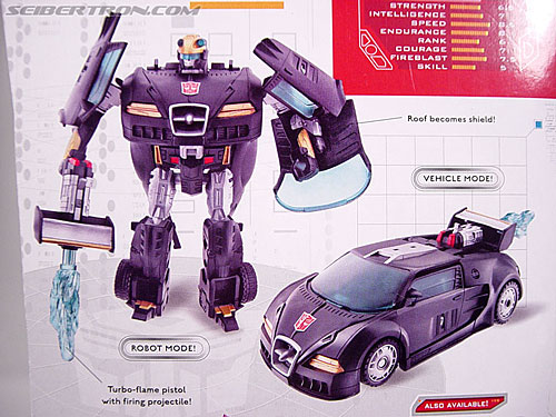 Transformers Cybertron Crosswise (Autovolt) (Image #9 of 95)