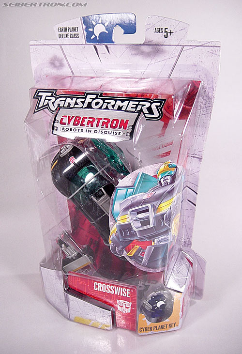 Transformers Cybertron Crosswise (Autovolt) (Image #14 of 95)