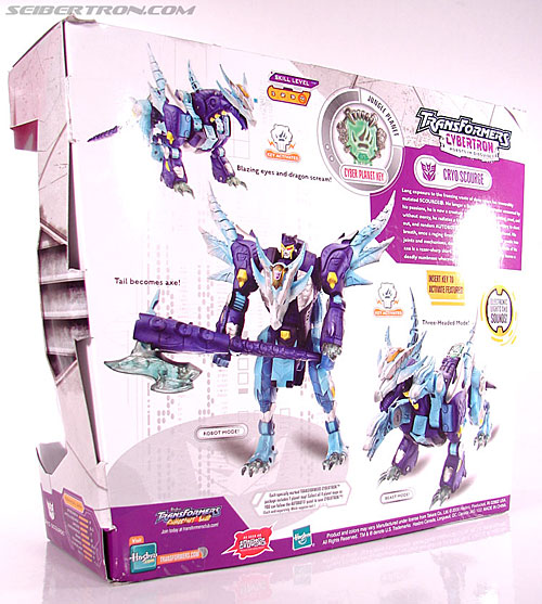 Transformers Cybertron Cryo Scourge (Image #9 of 113)