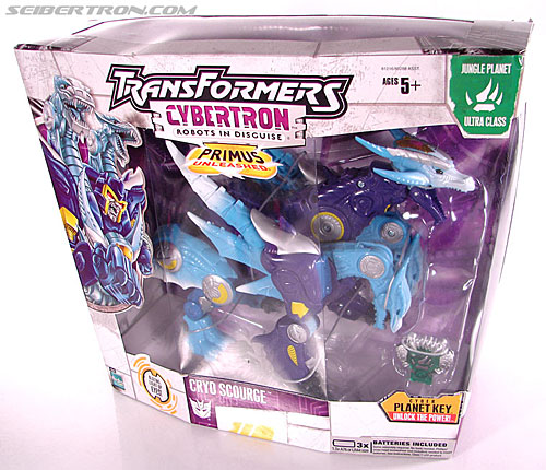 Transformers Cybertron Cryo Scourge (Image #13 of 113)