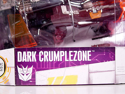 Transformers Cybertron Dark Crumplezone (Arm Bullet) (Image #3 of 108)