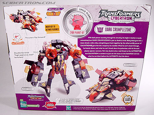 Transformers Cybertron Dark Crumplezone (Arm Bullet) (Image #9 of 108)
