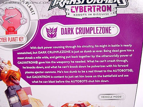 Transformers Cybertron Dark Crumplezone (Arm Bullet) (Image #10 of 108)
